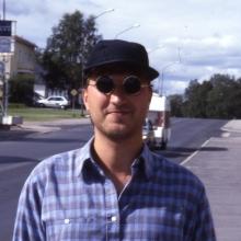 Fjällvandring 1986